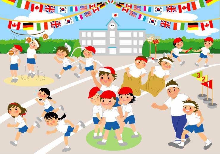 2020年スポーツの日とは?オリンピックで体育の日がなくなる?