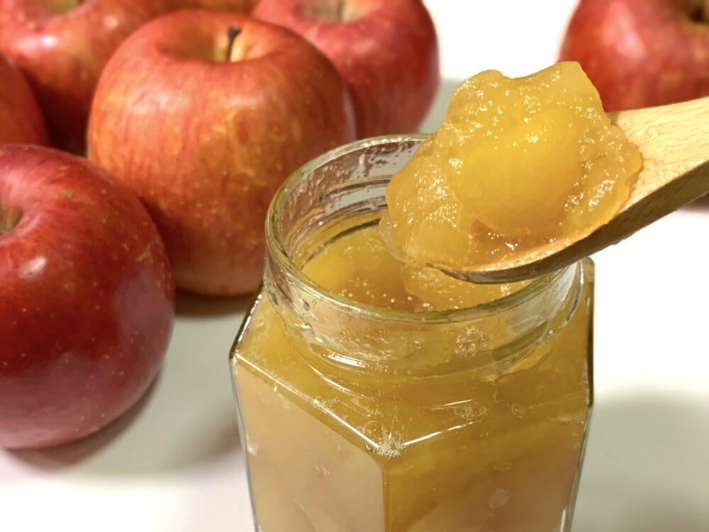 りんご ジャム レシピ 人気